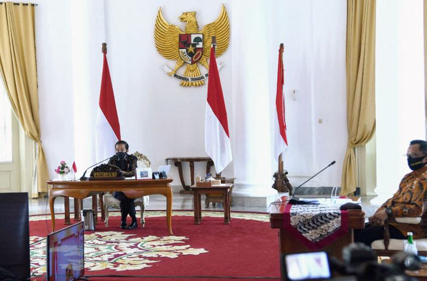 Presiden Minta Percepat Realisasi Belanja Daerah