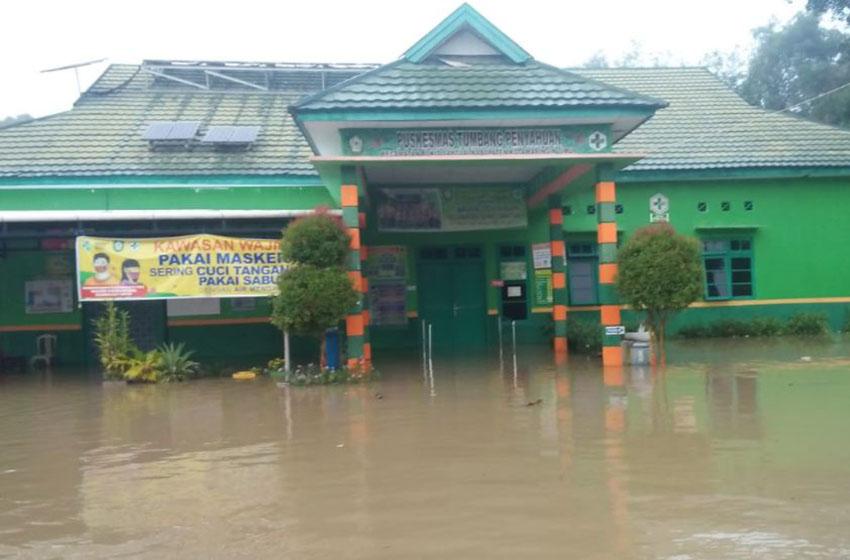 Peringatan Dini BMKG: Besok Masih Ada Potensi Hujan Lebat dan Petir di Kalteng