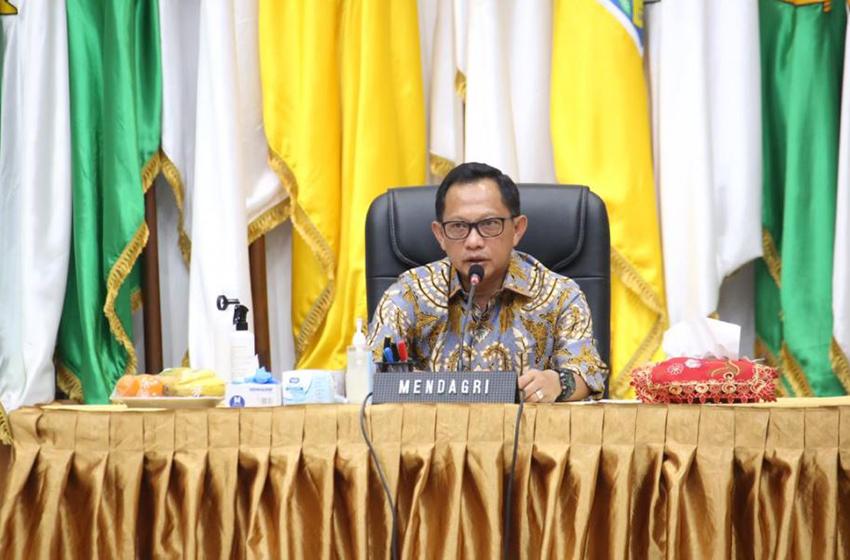 Menteri Dalam Negeri Tito Karnavian—foto Puspen Kemendagri