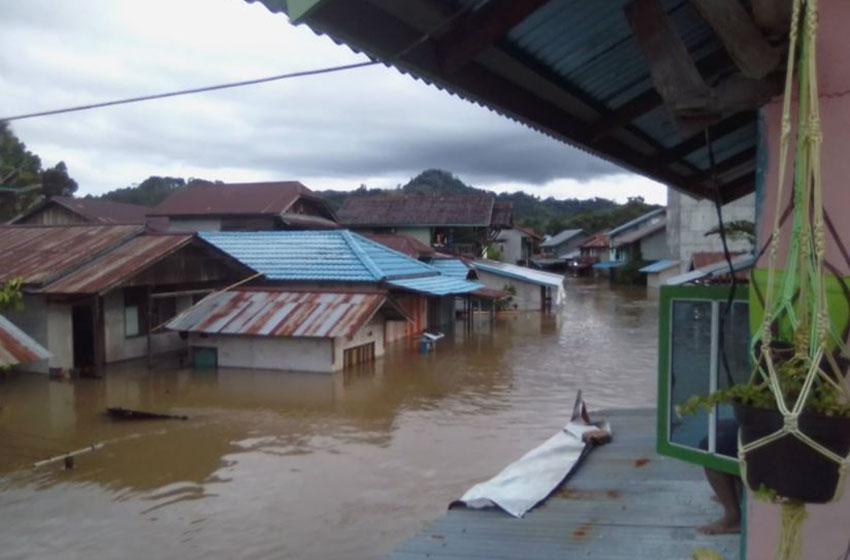 Banjir di Melawi, Satu Warga Meninggal Dunia