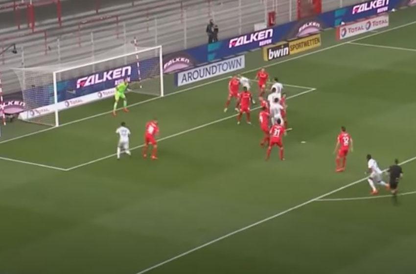 ILustrasi kompetisi sepak bola tanpa penonton—sumber foto youtube
