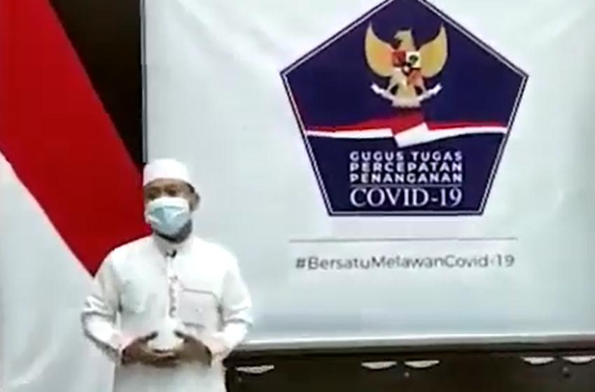 Meng-Kloning Ustadz untuk Atasi Pandemi