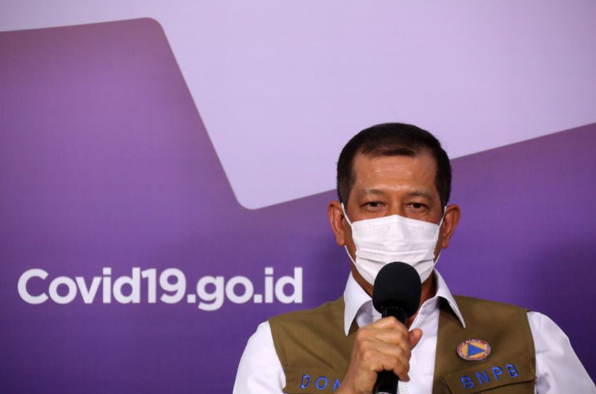 "Soal PSBB DKI, Doni Monardo: ""Sebelum Ambil Keputusan, Gubernur DKI Jakarta Selalu Konsultasi pada Saya"""