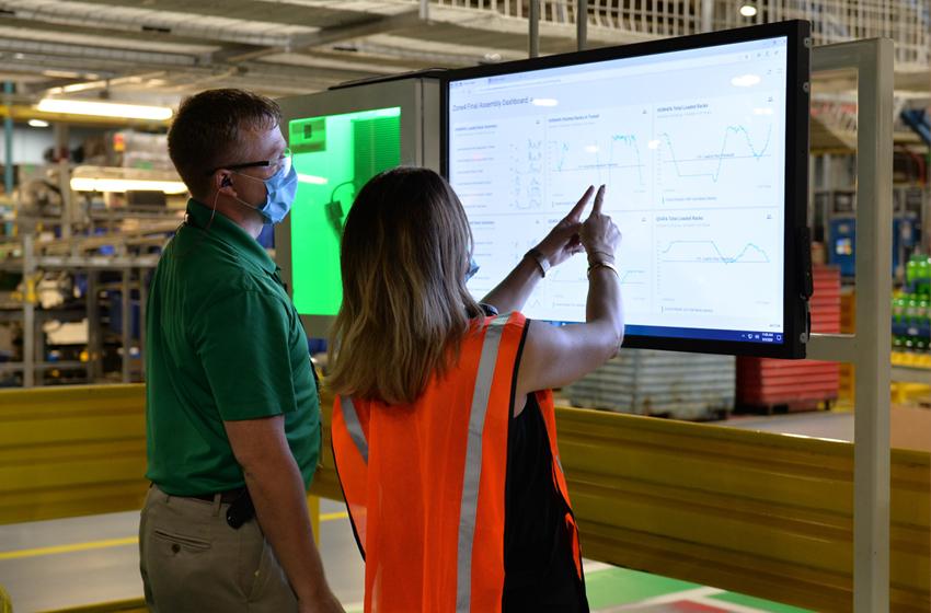 Pabrik Pintar Lexington Schneider Electric Proyek Percontohan Revolusi Industri 4.0