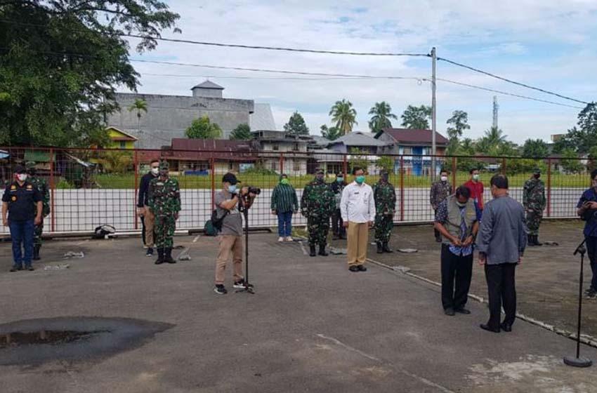 BNPP: 29 Titik Lintas Batas tak Resmi di Sambas dan Bengkayang Berpotensi Timbulkan Masalah Hukum