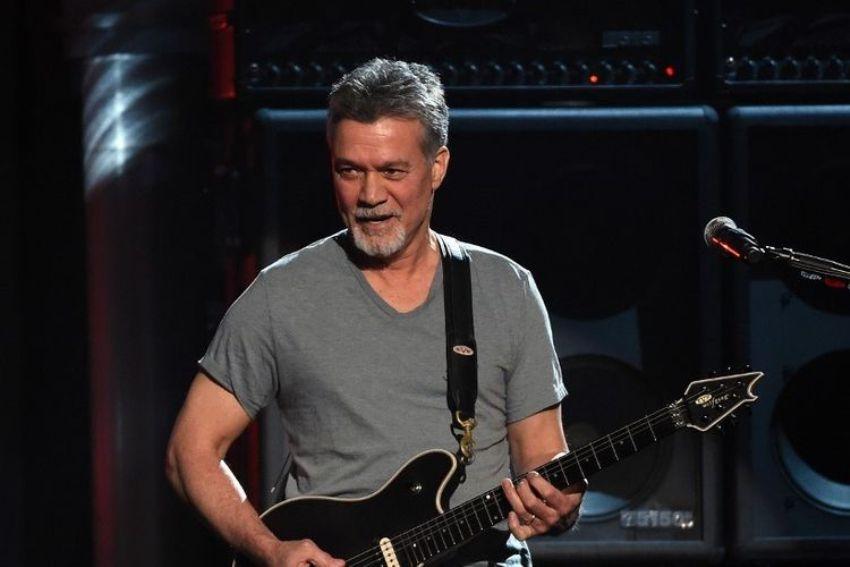Gitaris Rock Eddie van Halen Wafat