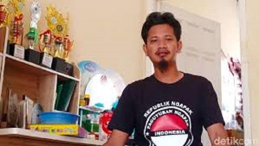 Ken Setiawan, pendiri Republik Ngapak (foto Google.com).
