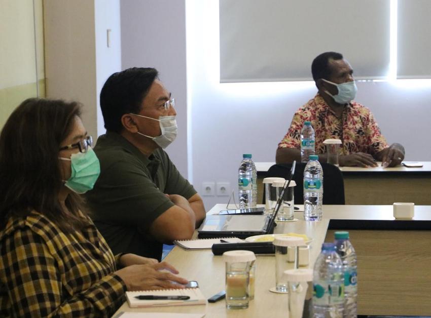Baru Tiba di Papua, TGPF Langsung Bekerja