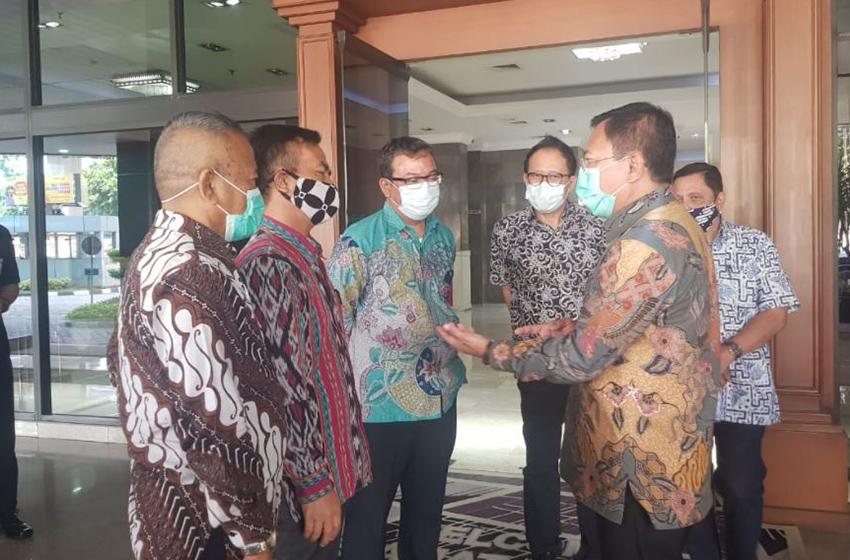 Menteri Kesehatan:  Pers Adalah Pahlawan di Tengah Pandemi Covid 19