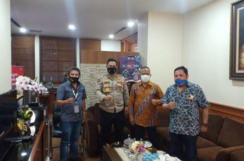 Polri Bakal Siapkan Rompi Wartawan untuk Liput Demo