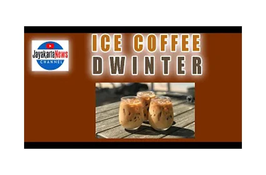 "Ice Coffee ""Dwinter"" Bogor"