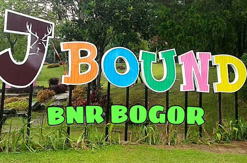 Jbound, Jujugan Objek Wisata Baru di Bogor