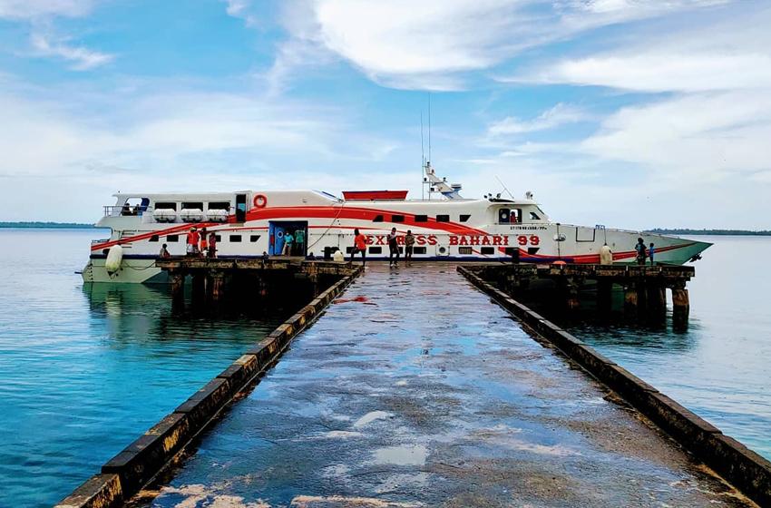 Incognito di Kepulauan Padaido