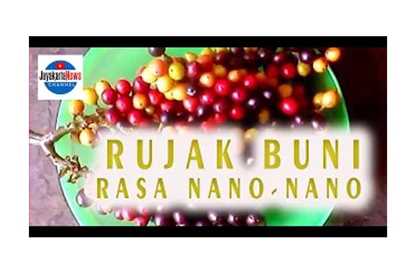 Rujak Buni, Rasa Nano-Nano