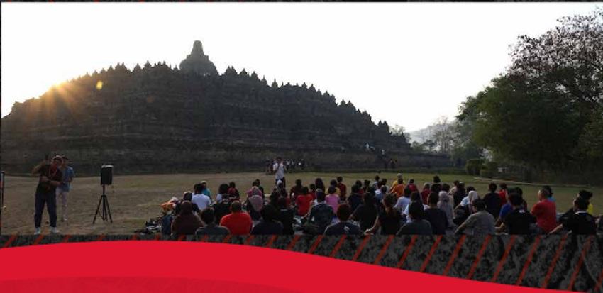 Borobudur Writers Cultural Festival Tetap Digelar secara Daring