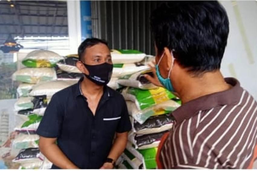 Yayasan Peduli Jurnalis Salurkan 5300 Paket Sembako, Setara Rp1, 59 M