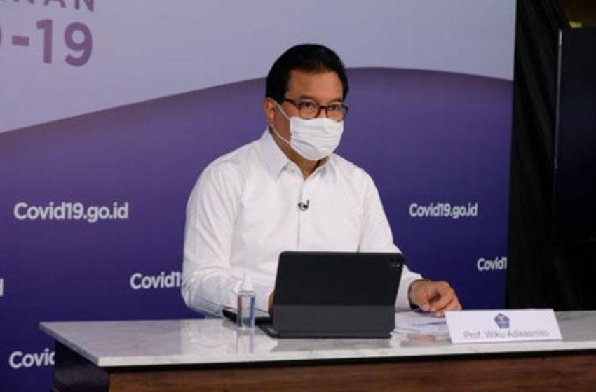 Prof Wiku: Ditemukan Klaster Baru Panti Sosial DKI dan Pesantren Tasikmalaya
