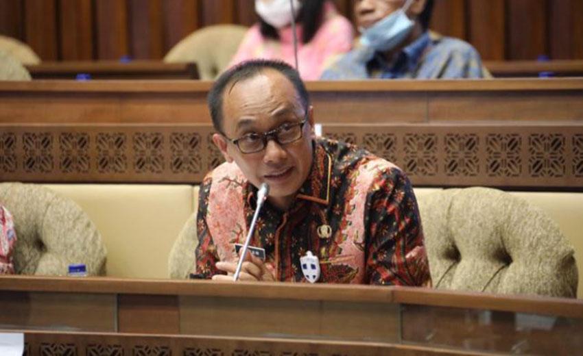 Dirjen Dukcapil : Sesuai UU Pilkada yang Terdaftar Dalam DPT Bisa Mencoblos