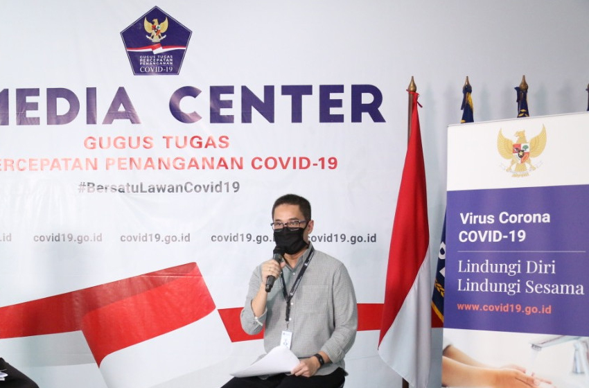 Andre Rahadian: Relawan Solid Membantu Penanganan Covid-19