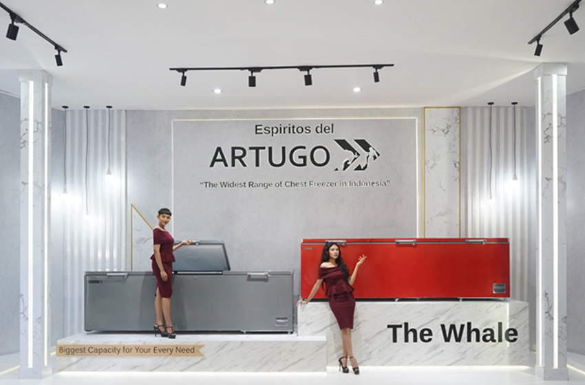 ARTUGO Sasar Target Brand Leader Chest Freezer
