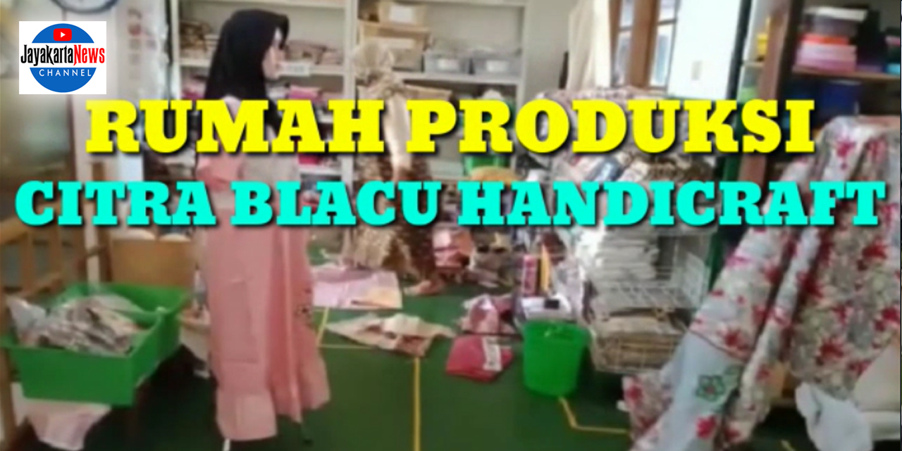 Citra Blacu Handicraft Siap Go International