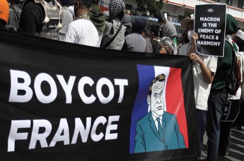 Ulama Serukan Boikot Produk Prancis