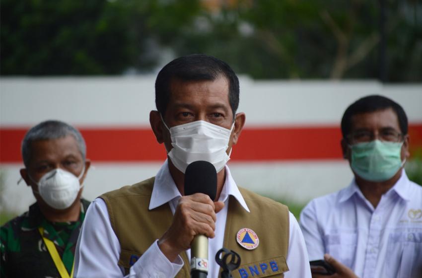 Doni Monardo: Pemberian Masker Bukan Dukungan Terselenggaranya Kegiatan