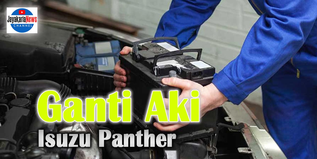 Pemasangan Aki Panther