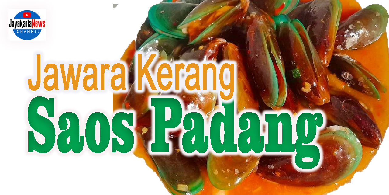 Jawara Kerang Saos Padang