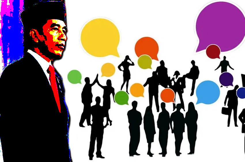 Efektivitas Komunikasi Pemerintahan Jokowi