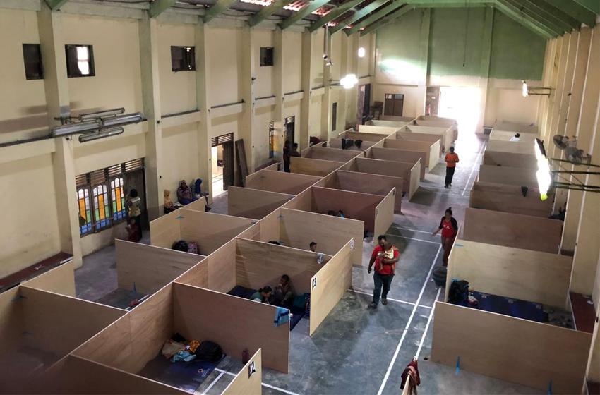 Hindari Ancaman Merapi, 607 Warga Mengungsi