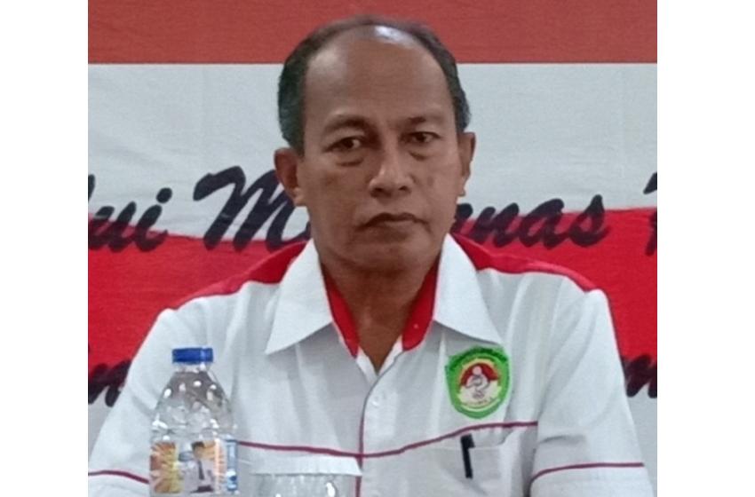 PP Pertina Limbung, Komaruddin Simanjuntak Tempat Bergantung