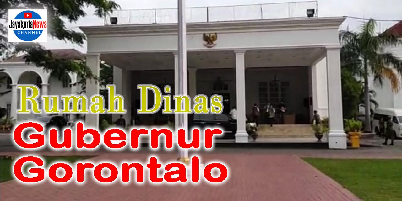 Rumah Dinas Gubernur Gorontalo