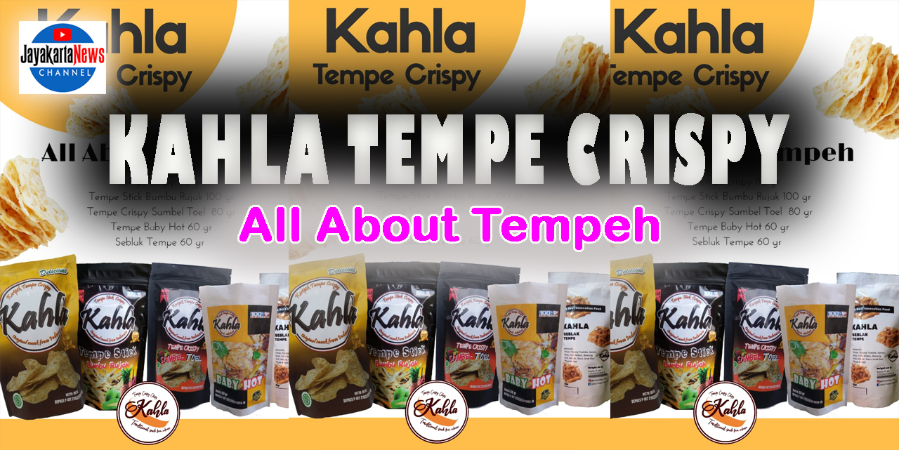 Kahla Tempe Chrispy, All About Tempeh