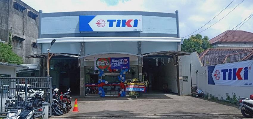 """Perbesar Pangsa Pasar, """"TIKI"""" Relokasi Kantor Cabang Utama Bandung"""