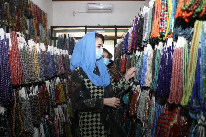 Arumi Siap Fasilitasi Perajin Batik agar Produknya Berkualitas