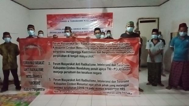 Forum Masyarakat Kabupaten Cirebon Gelar Deklarasi