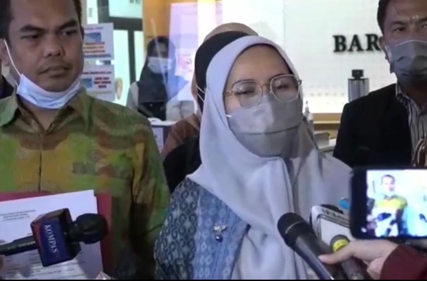 Rudi S. Kamri Dipolisikan oleh Putri Jusuf Kalla