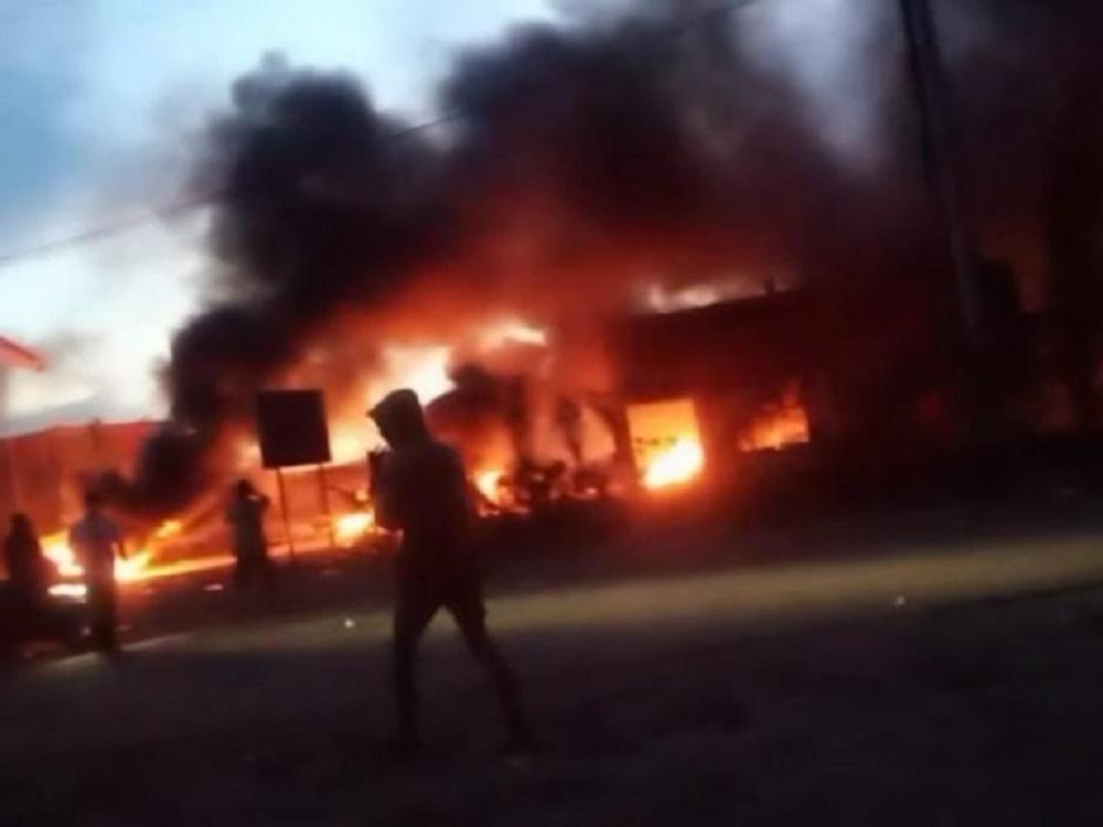 Menperin Sesalkan Pembakaran Smelter di Kowane