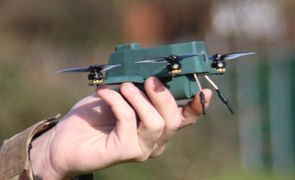 Tentara Inggris Beli  30 Drone 'Bug' Nano untuk Pengintaian Lebih Baik