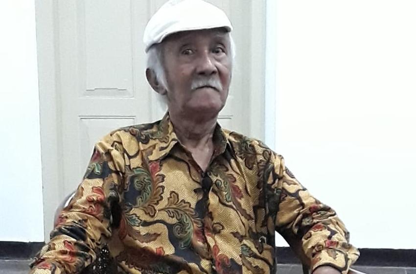 Azwar AN Terima Anugerah Kebudayaan Indonesia 2020