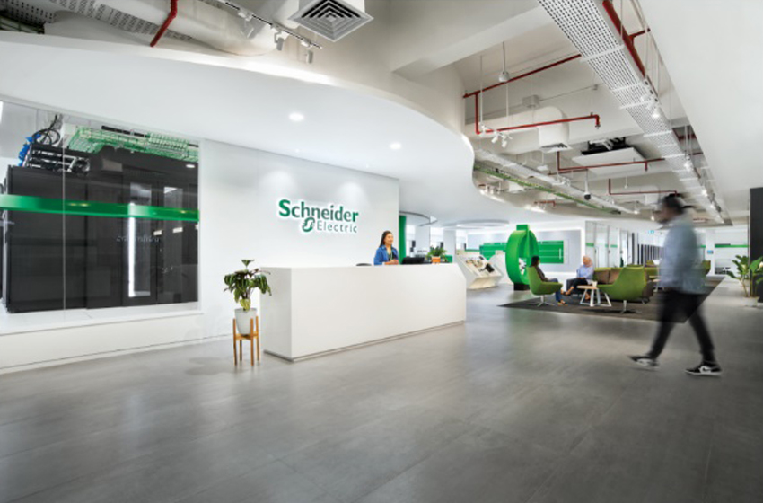 Schneider Electric Resmikan Kantor Pintar