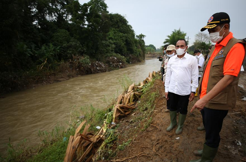 Dicari: Pionir untuk Tangani Sungai Aceh dan Sumut