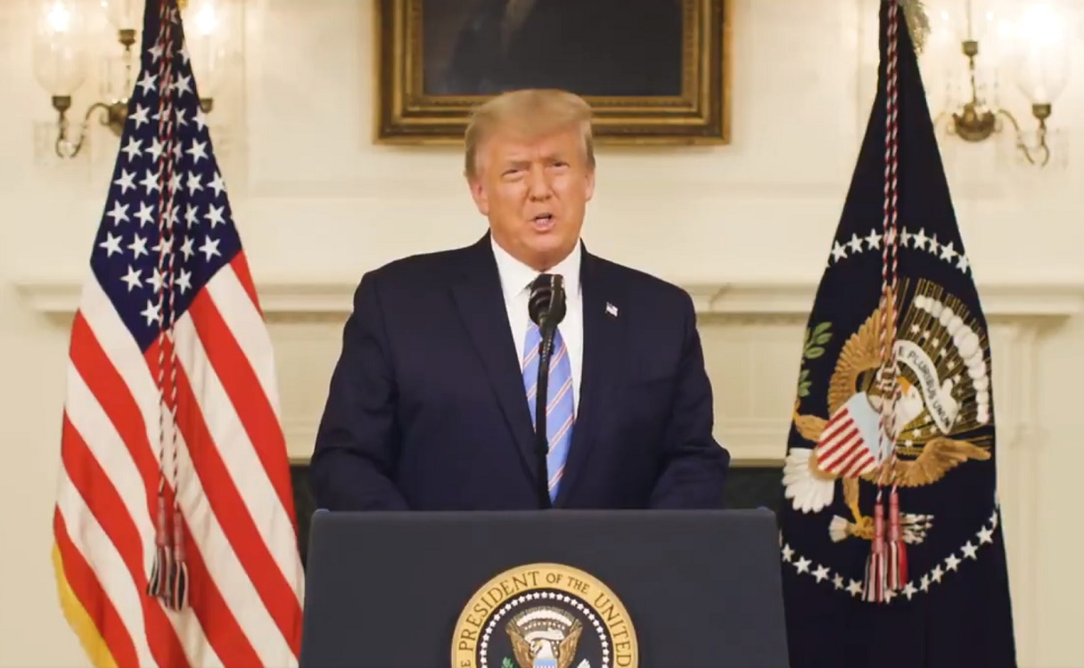Trump Mengaku Kalah, Janjikan Transisi Kekuasaan yang Mulus