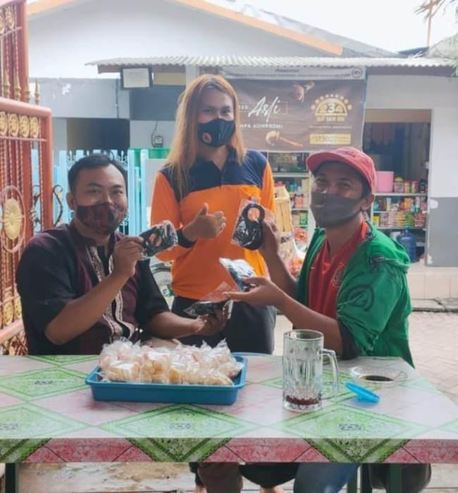 BPBD Jatim Gandeng Perwakos Sosialisasikan Penggunaan Masker