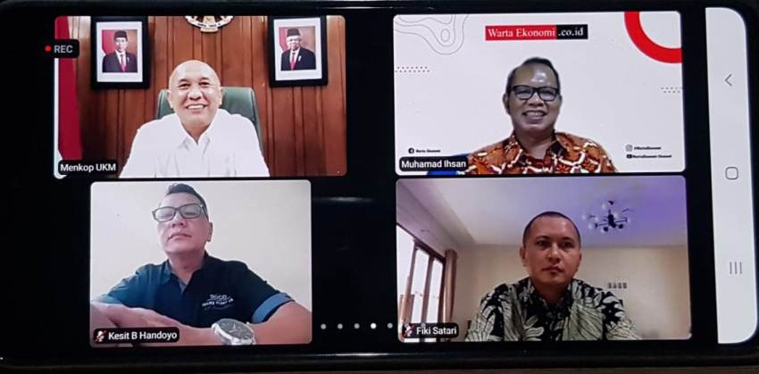 Ketua MPR dan MenkopUKM Siap Hadiri Peringatan HPN 2021