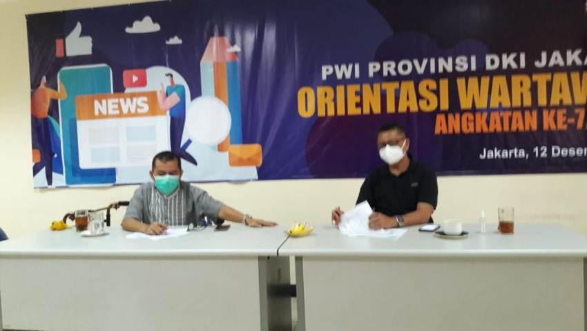 PWI Jaya Award dan MHT, Dua Agenda Andalan PWI Jaya di 2021