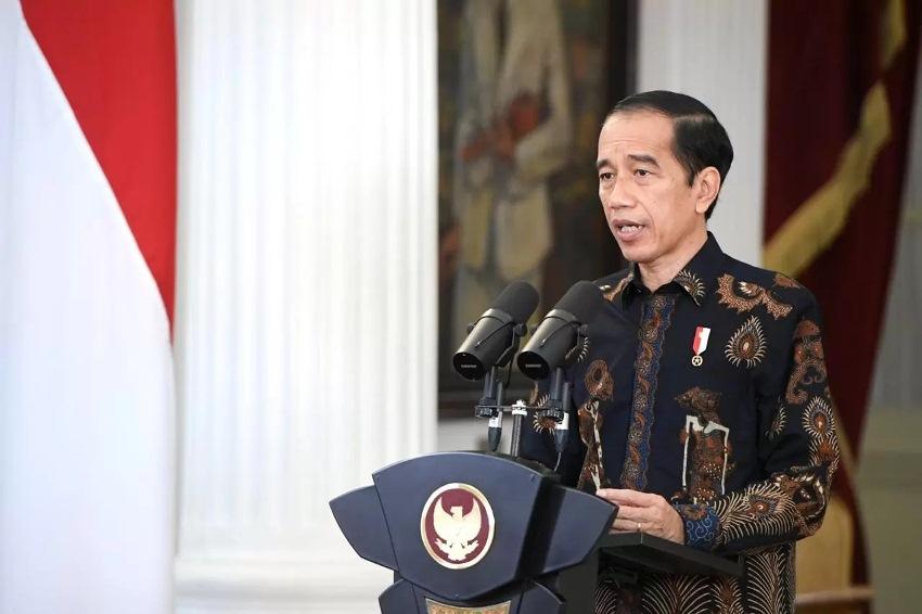 Presiden Jokowi Orang Pertama Divaksin Sinovac