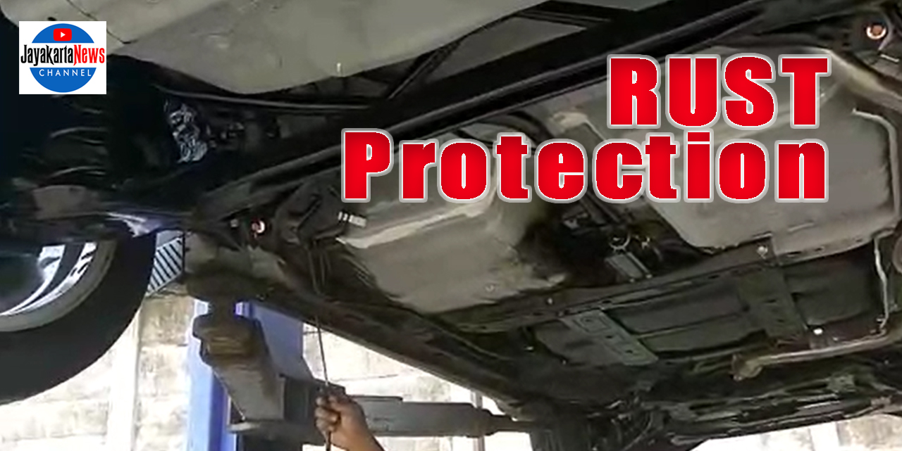 Rust Protection, Semprot Anti Karat