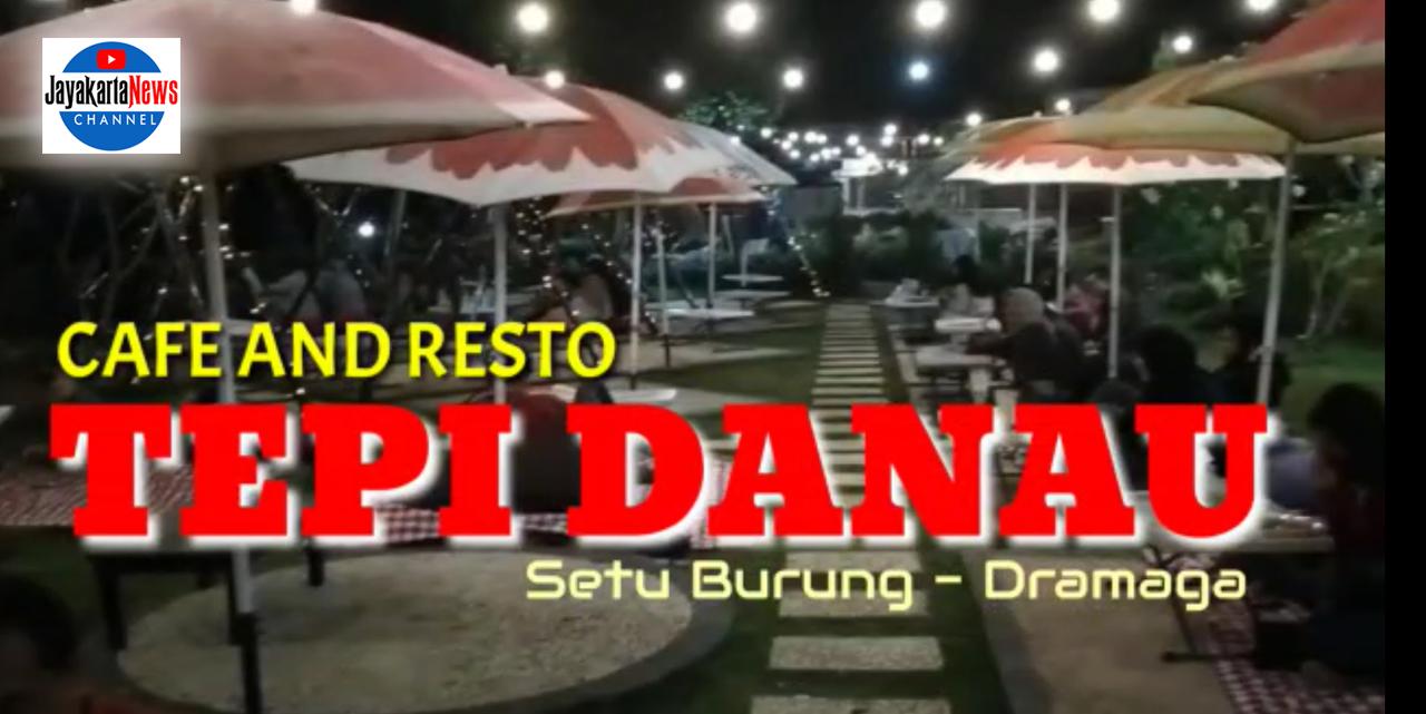 Cafe Tepi Danau